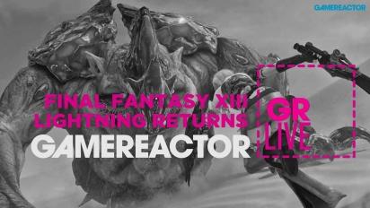 GRTV Live: Lightning Returns: Final Fantasy XIII