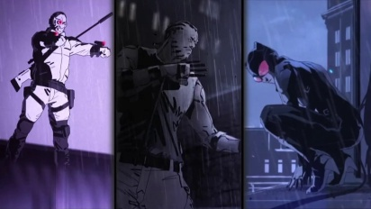 Batman: Arkham Origins Blackgate - Deluxe Edition Trailer
