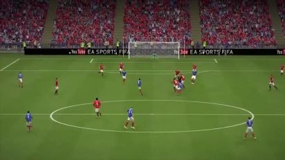 FIFA 15 - Best Goals of the Week Round 9