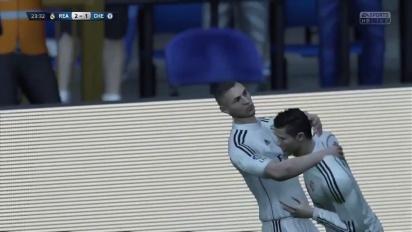 FIFA 15 - Best Goals of the Week Round 17