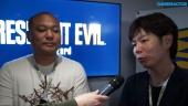Resident Evil 7: Biohazard - Koushi Nakanishi & Masachika Kawata-intervju