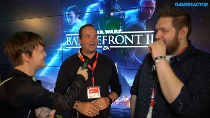 Star Wars Battlefront II - Matt Webster & John Stanley Interview