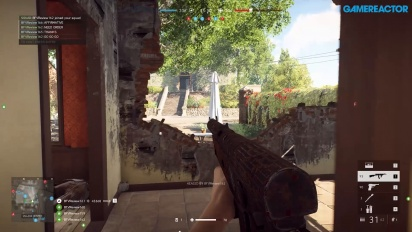 Battlefield V - Arras Gameplay