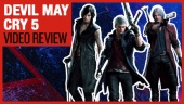Devil May Cry 5 - Videoanmeldelse