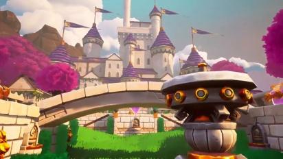 Dungeon Defenders: Awakened - Nintendo Switch Reveal Trailer