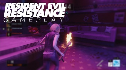 Resident Evil Resistance - Høydepunktene