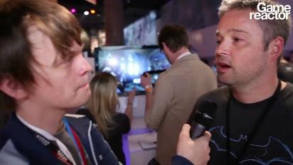E3 12: Batman: Arkham City - Armored Edition - Interview