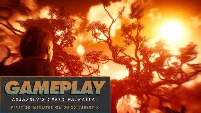 Assassin's Creed Valhalla - Den første halvtimen