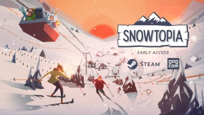 Snowtopia - Early Access Release Trailer