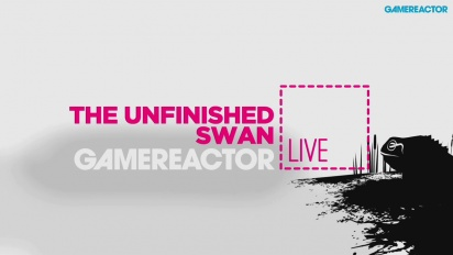 GRTV Live: The Unfinished Swan (PS4)