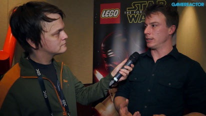 Lego Star Wars: The Force Awakens - Tim Wileman-intervju