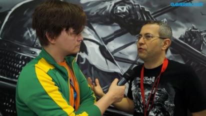 Mount & Blade II: Bannerlord - Armagan Yavuz-intervju