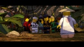 The Lego Ninjago Movie Video Game - Launch Trailer