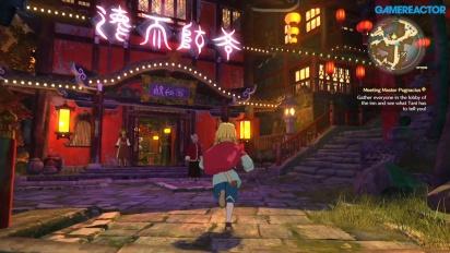 Ni no Kuni II: Revenant Kingdom - gameplay fra Kapittel 3