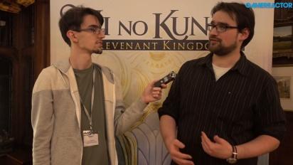 Ni no Kuni II: Revenant Kingdom - Pierre Tartaix-intervju