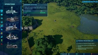 Jurassic World Evolution - Isla Matanceros Gameplay