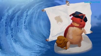 Yoku's Island Express - Video Review