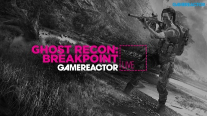 Ghost Recon: Breakpoint open beta - Livestream Replay