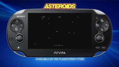 PS Vita - Playstation Home Arcade Games Trailer