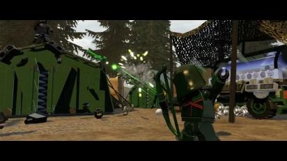 Lego Batman 3: Beyond Gotham - Norwegian Trailer