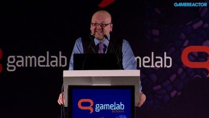 Gamelab 2015: Paneldebatt - Narrative in Games - the Challenge versus the Expectation
