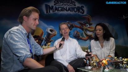 Skylanders Imaginators-skaperne om Crash Bandicoot