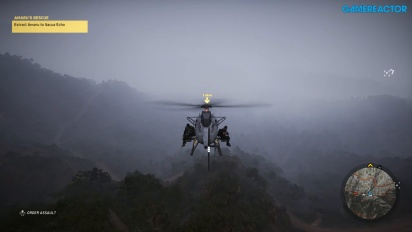 Gameplay fra solooppdrag i Ghost Recon: Wildlands #1