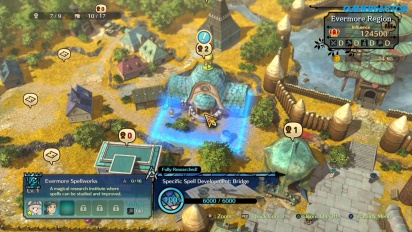 Ni no Kuni II: Revenant Kingdom - gameplay fra Kapittel 4