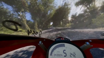 TT Isle of Man: Ride on the Edge - Gameplay Trailer with John McGuinness