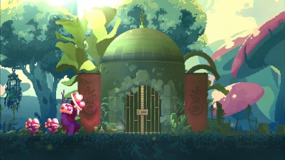 Dead Cells - The Bad Seed DLC Teaser