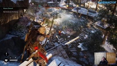 Assassin's Creed Valhalla - Livestream av de første timene