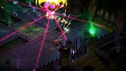 Hades - Xbox & Playstation Trailer