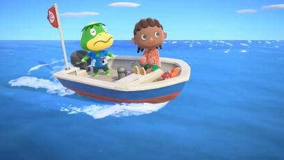 Animal Crossing: New Horizons - Ver. 2.0 Free Update