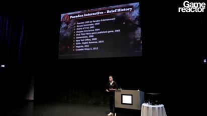 Paradox Convention 2013- Hovedkonferansen