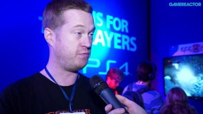 God of War III Remastered-intervju
