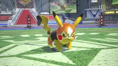 Pokkén Tournament - Japanese Masked Pikachu Trailer