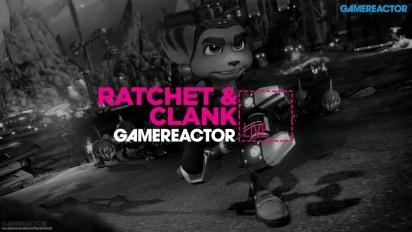 To timer med Ratchet & Clank