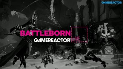 Vi spiller Battleborn