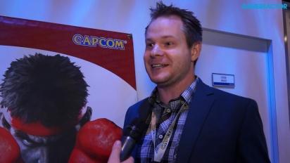 Street Fighter V - Matt Dahlgren-intervju