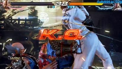 Tekken Tour - Finalene under svenske Comic-Con