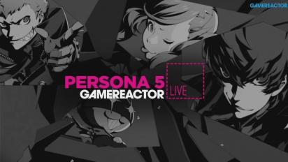 Vi spiller Persona 5