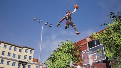 NBA Playgrounds - First trailer