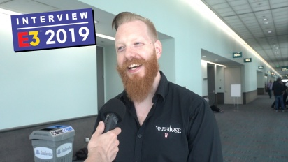 Kingdom Come: Deliverance - Tobias Stolz-Zwilling E3 2019 Interview