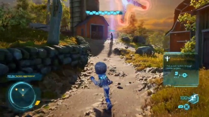 Destroy All Humans! -  Stadia Reveal Trailer