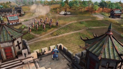 Age of Empires IV - Chinese Reveal Trailer