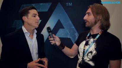 E3 13: EA Sports-intervju