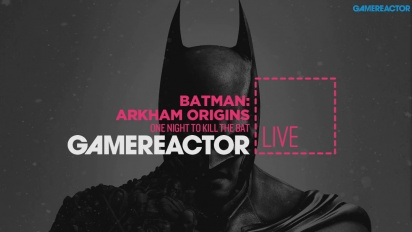GRTV Live Studio - Batman: Arkham Origins, Flower & Battlefield 4