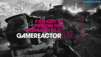 GRTV Live: Far Cry 4 - Escape from Durgesh Prison