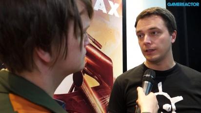 Mad Max-intervju