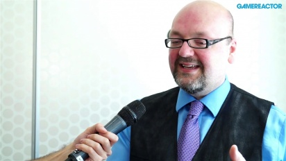 Gamelab 2015: David Gaider (Bioware)-intervju